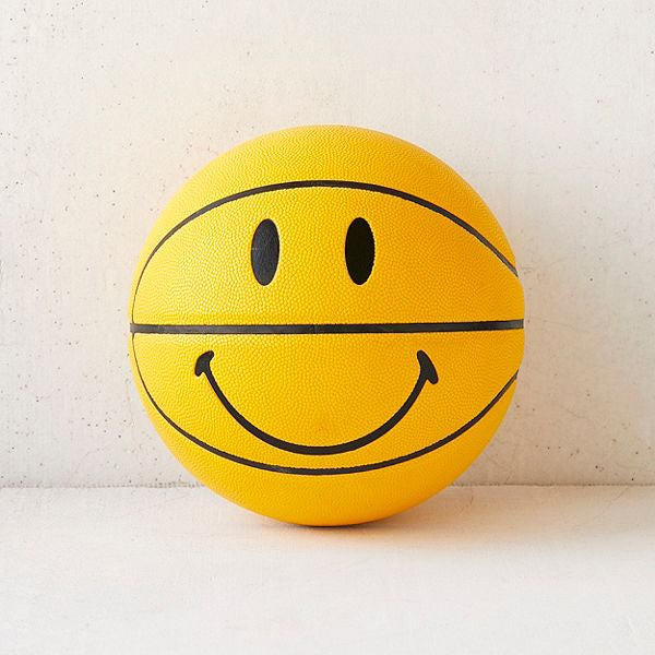 Image of China town MArket Smiley - Basket Ball - PREORDER