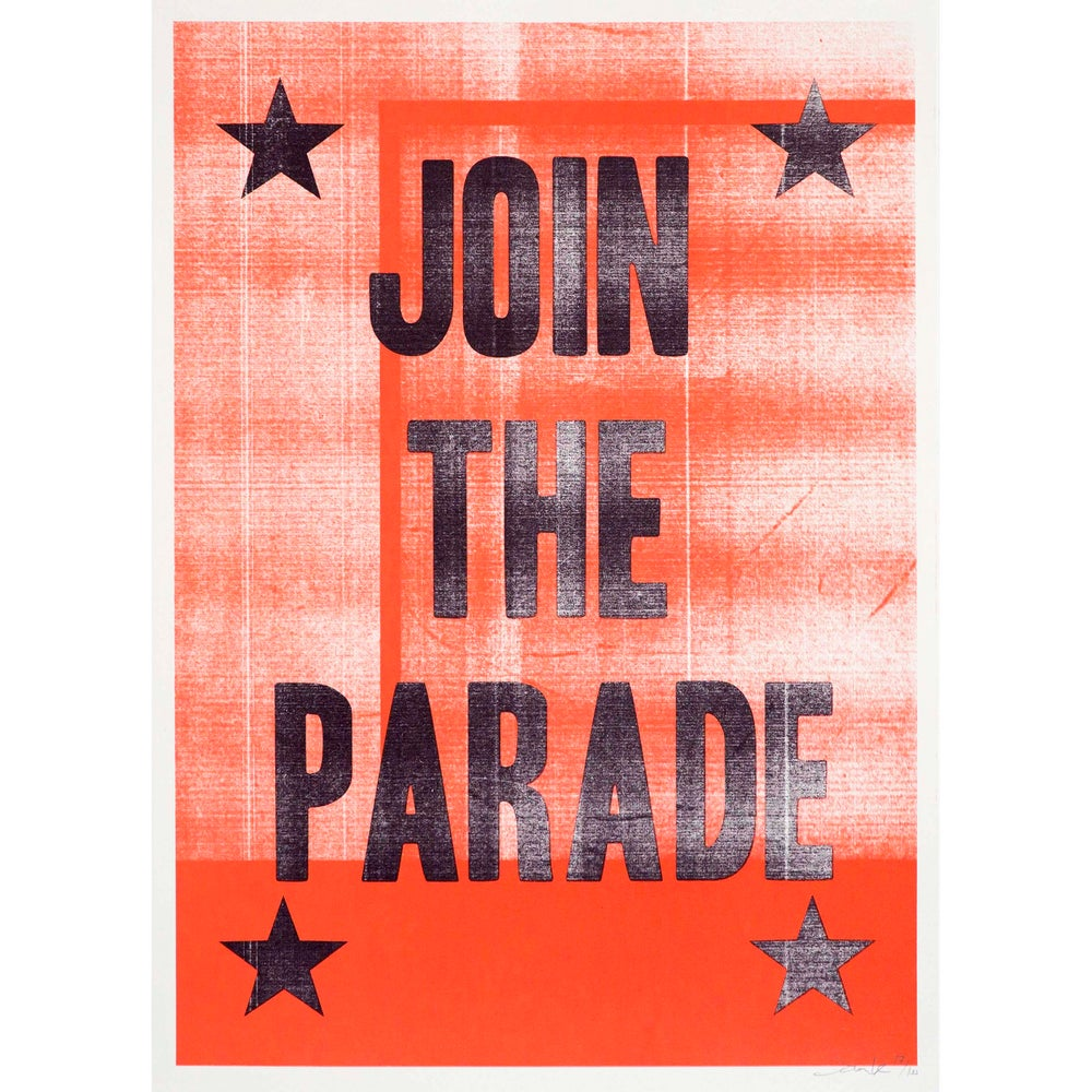 Image of Join The Parade (Burnt Orange)