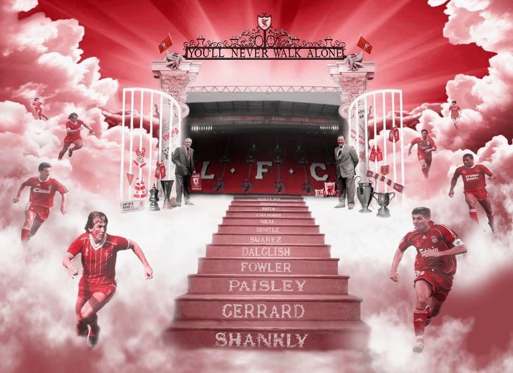Image of Liverpool dreams