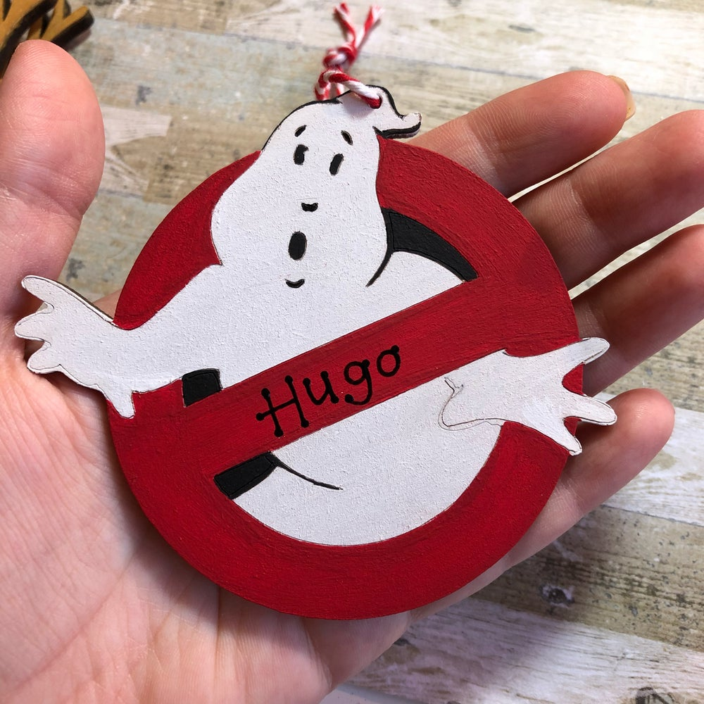 Image of Ghostbusters bauble