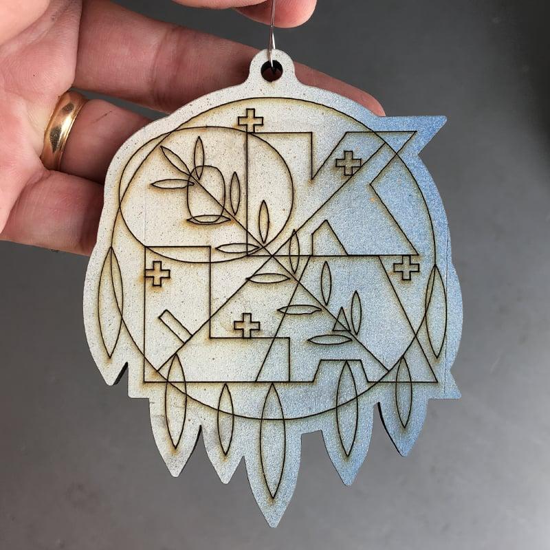 Image of OklaSage Ornaments