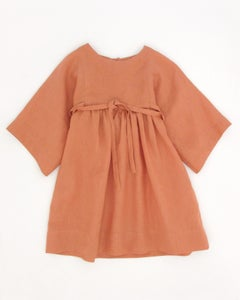 Image of canyon dress- clay