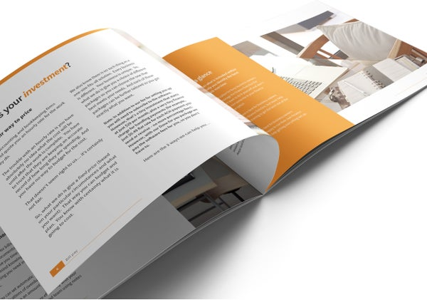 Image of Bill.com Set Up and Training Brochure Print