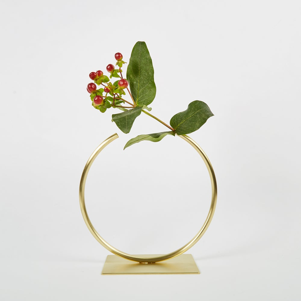 Image of Vase 667 - Almost a Circle Vase