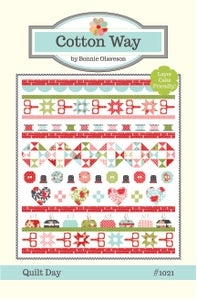 Image of Quilt Day PDF Pattern #1021