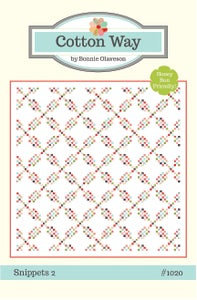 Image of Snippets 2 Paper Pattern #1020