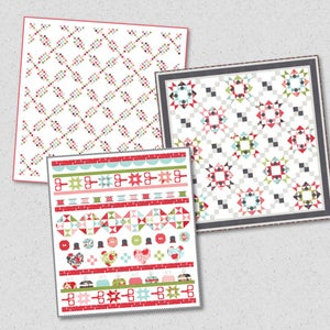 Image of Little Snippets Paper Pattern Bundle