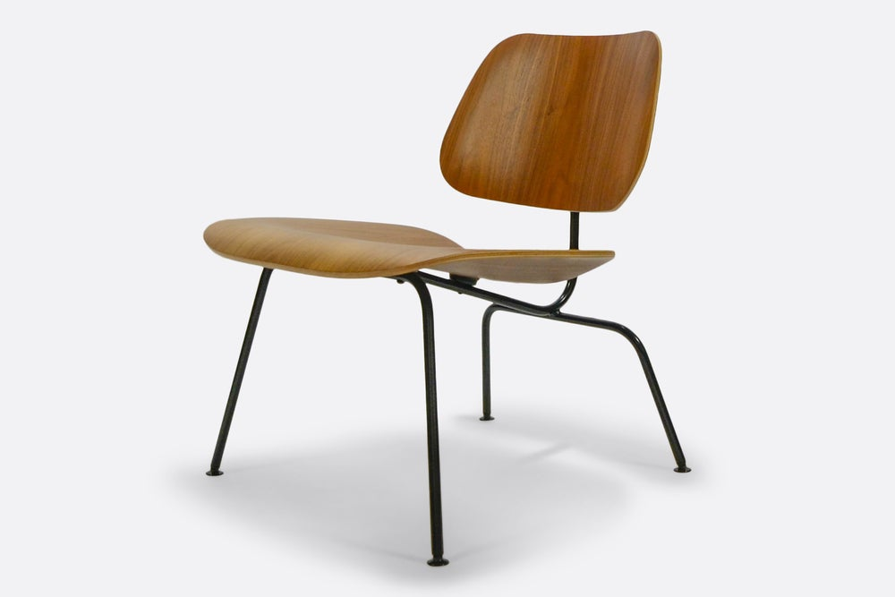 Image of Eames LCM Herman Miller Walnut New Production