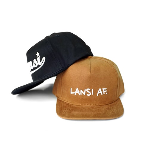 "Image of LANSI ""Academy"" 5-Panel Snapback"