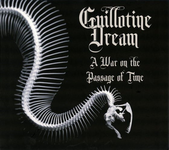 Image of Guillotine Dream ‎– A War On The Passage Of Time