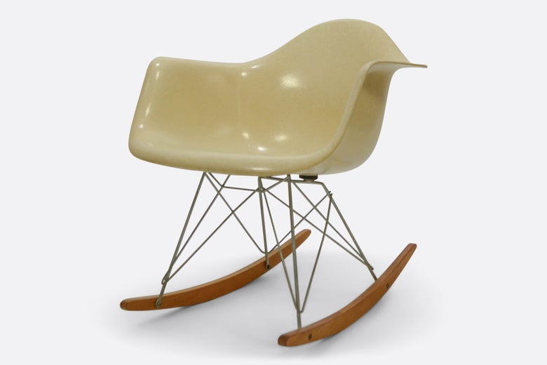 Image of 3rd generation Zenith Eames RAR all original maple runners