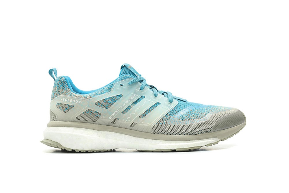 Image of Solebox x Packer Shoes x Energy Boost 'Energy Blue' CP9762