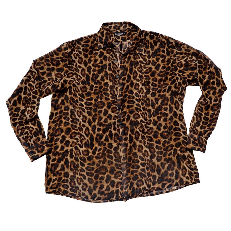 Image of THE WILD LEOPARD SET- PRINT