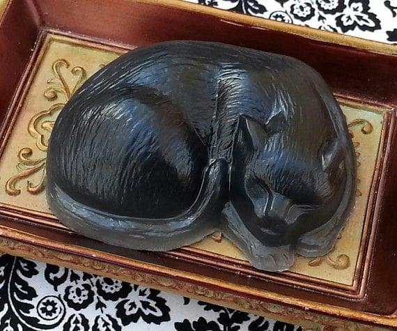 Image of Black Cat Soap