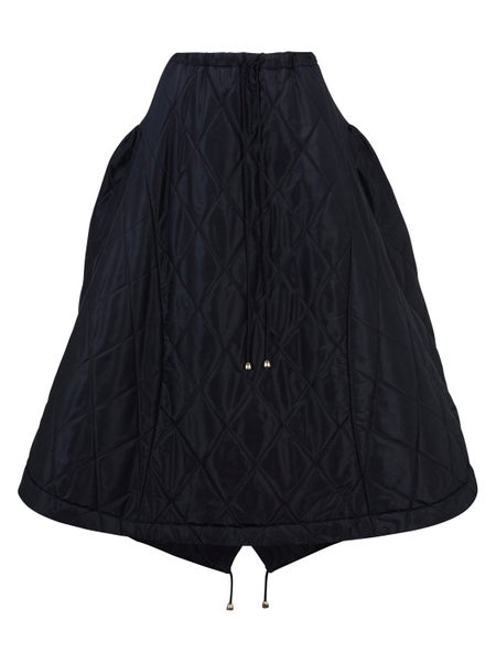 Image of Elizabethan Quilted Skirt