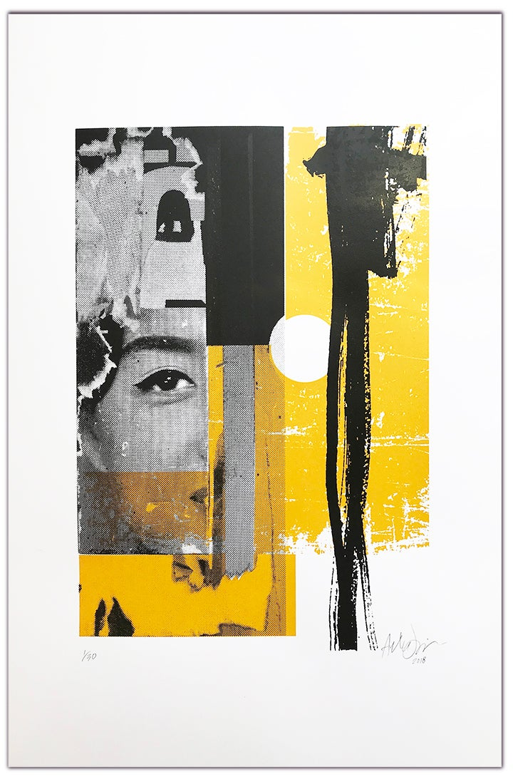 "Image of ""The Sun Inside You"" Show Print"