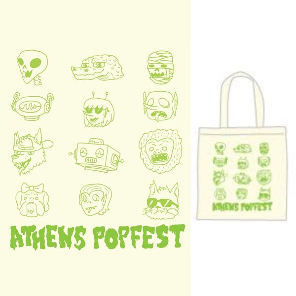 Image of Popfest 2018 Tote