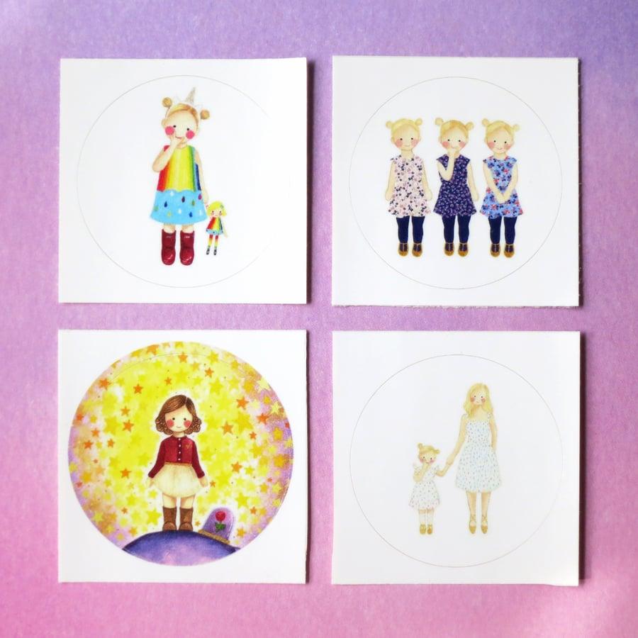 Image of Sticker Set 2 | Fundraising
