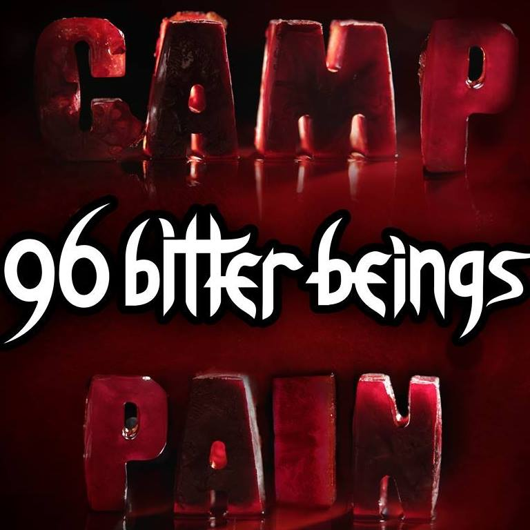 "Image of 96 Bitter Beings ""Camp Pain"" cd"