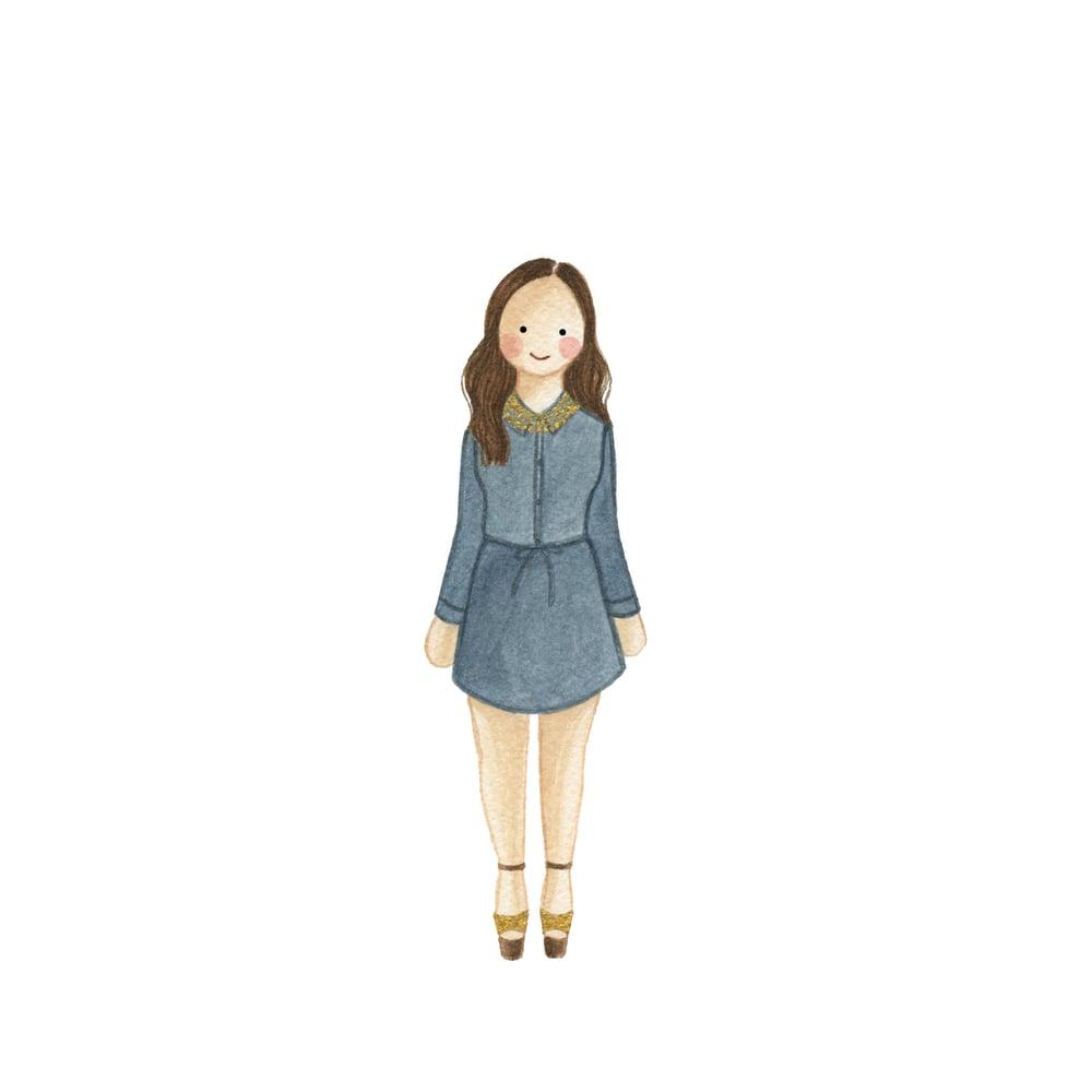 Image of Custom Illustration   Fundraising