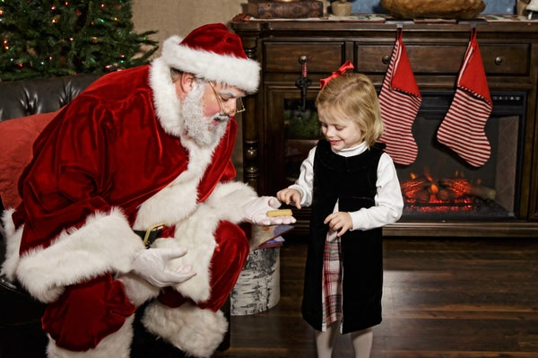 Image of Santa Experience Friday, November 15th