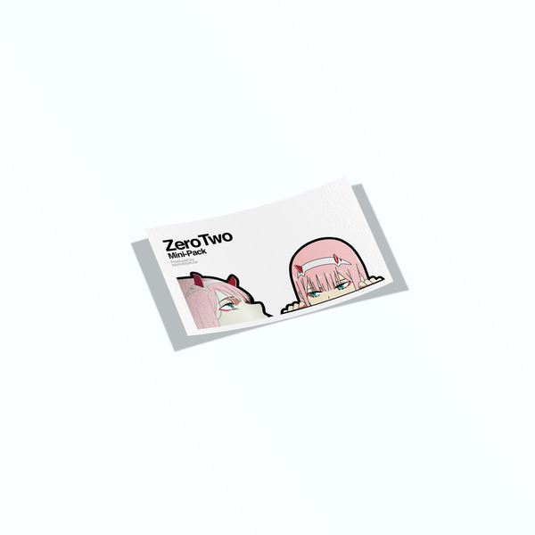 "Image of ""ZeroTwo Edition"" Mini-Pack"