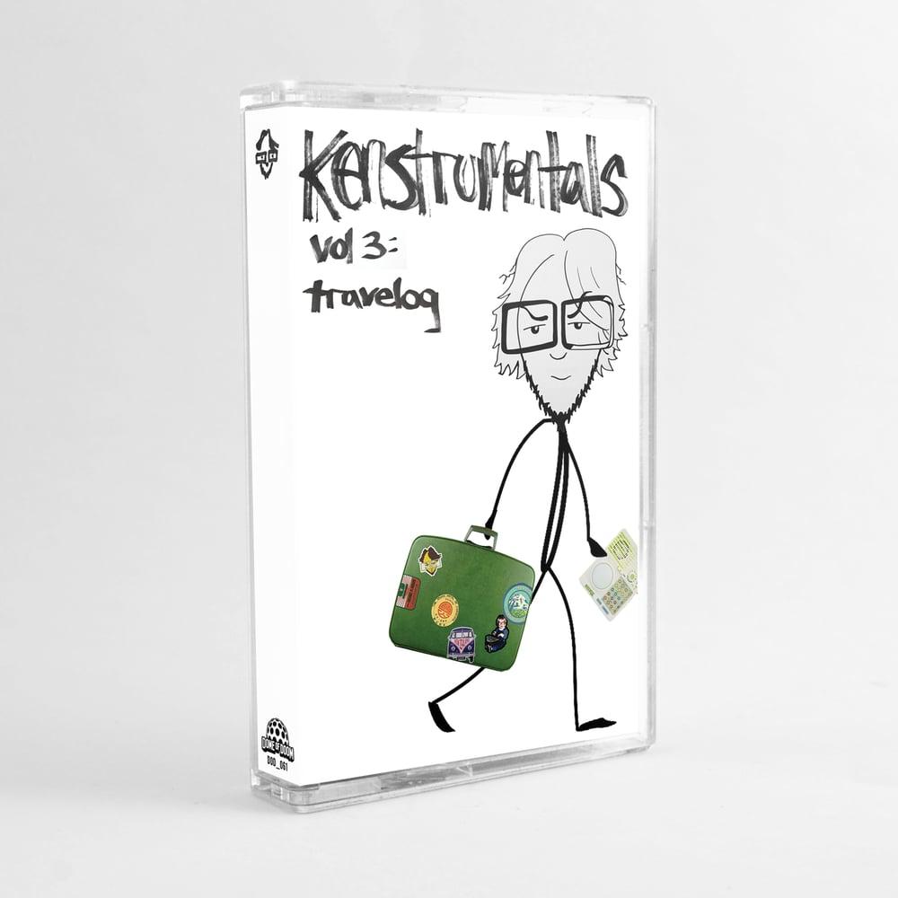 Kenny Segal - Kenstrumentals Vol. 3: Travelog