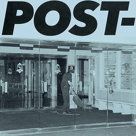 Image of JEFF ROSENSTOCK - POST- LP
