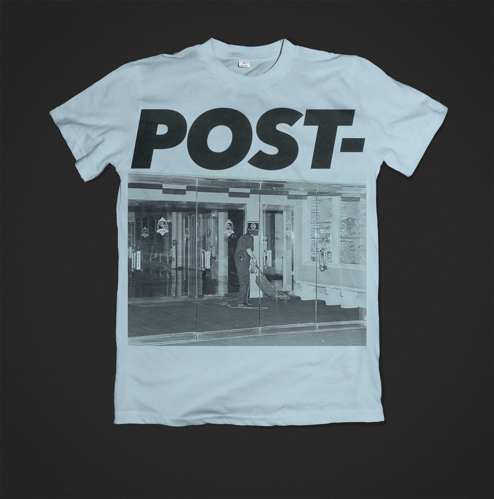 Image of POST- ALBUM COVER TEE