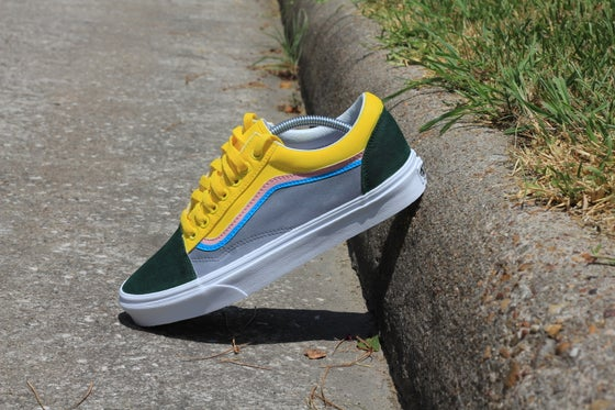 Image of Sean Wotherspoon CUSTOM Vans