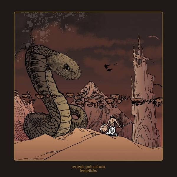 Image of Serpents, Gods and Men vinyl