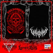 Image of VULVODYNIA - Slam Death - Sleeveless Tshirt