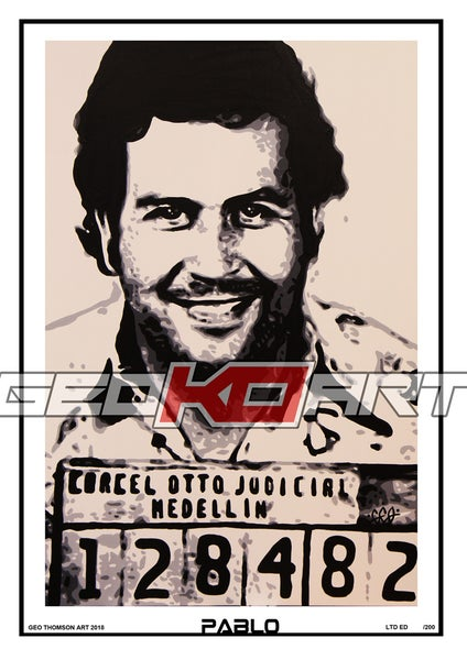 Image of PABLO ESCOBAR