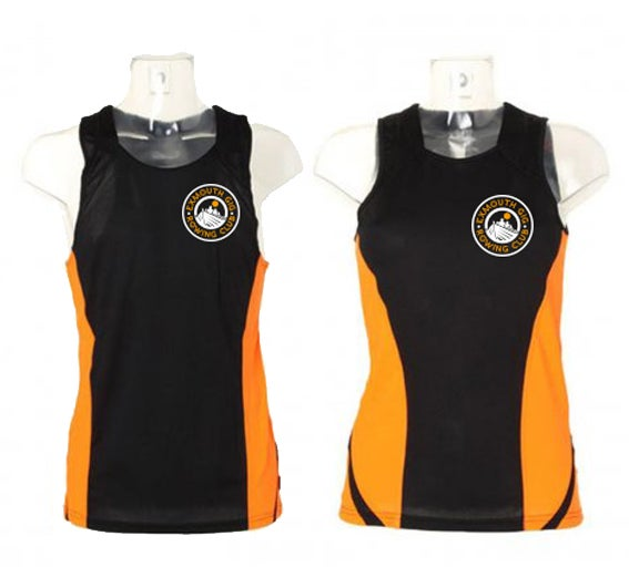 Image of Mens & Ladies Exmouth Gig Club Cooltex Vest