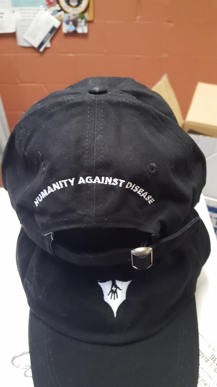 Image of Humanity Against Disease The Hat