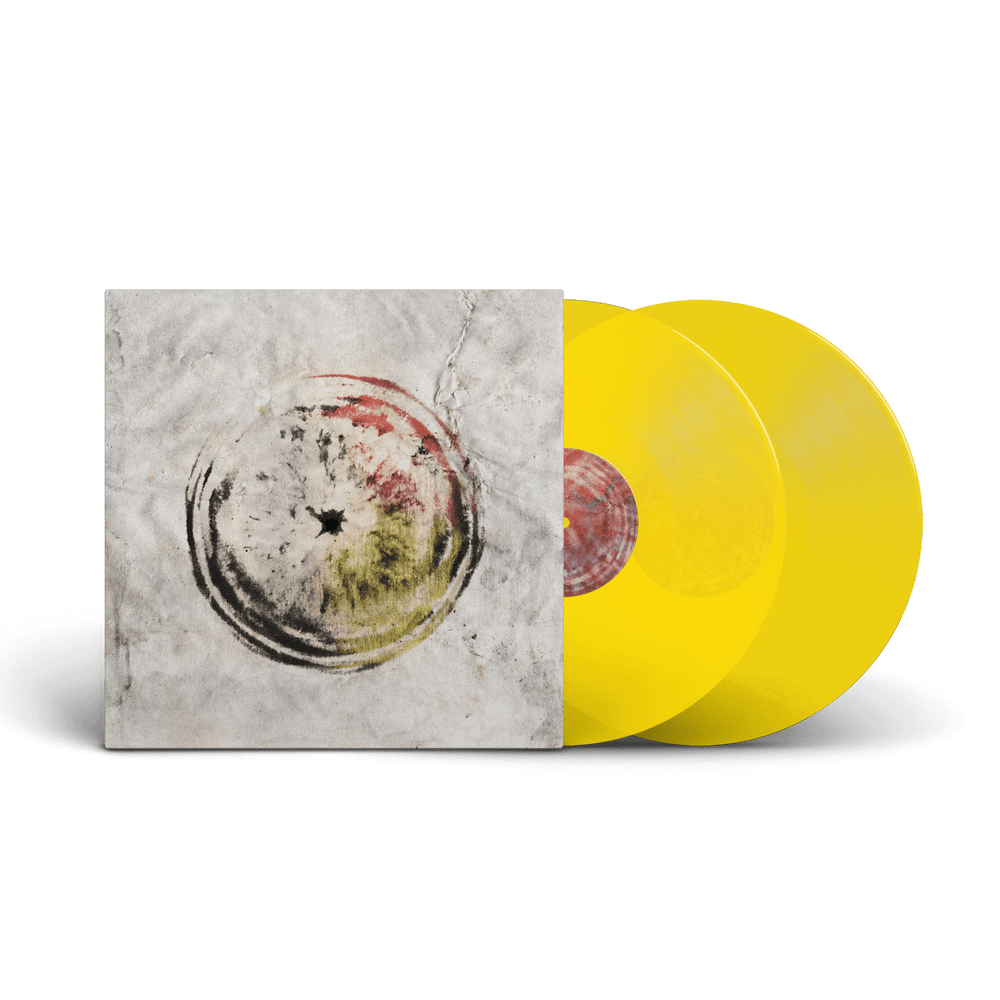 ROSETTA - Utopioid / VINYL 2LP (yellow, ltd. 250)