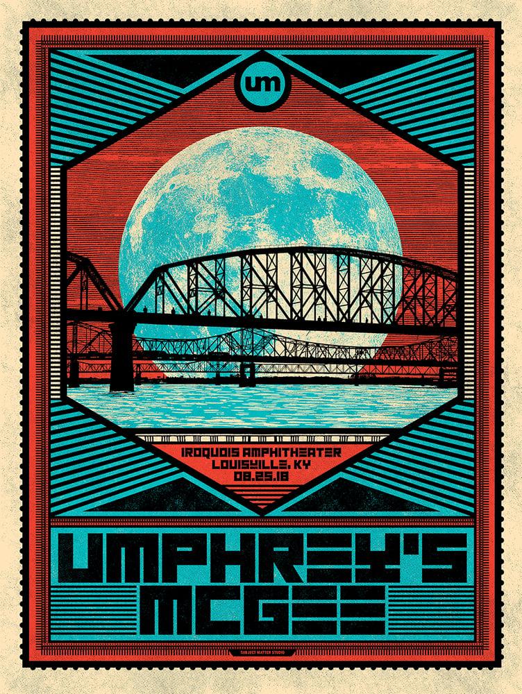 Image of Umphrey's McGee, Louisville, KY 08.28.18