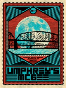 Image of Umphrey's McGee, Louisville, KY 08.28.18