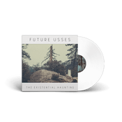 Image of FUTURE USSES - The Existential Haunting / VINYL LP (White vinyl)