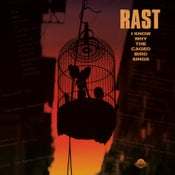 "Image of RAST & 7L ""I KNOW WHY THE CAGED BIRD SINGS"" LP (Black Vinyl)"
