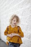 Image 1 of the EMMA top/tunic/dress GIRL'S PDF pattern