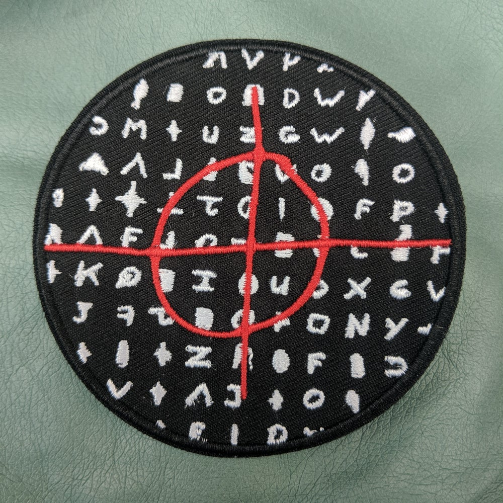 Image of Zodiac Patch - may take 2-4 weeks to ship