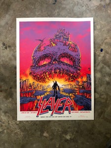 Image of Nederlander Presents Slayer