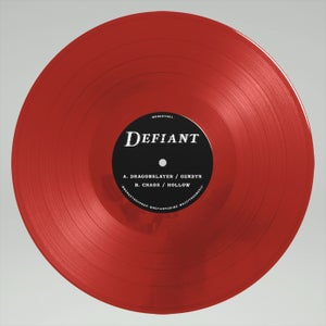 Image of Defiant - Red Ritual EP - BOOKEY001