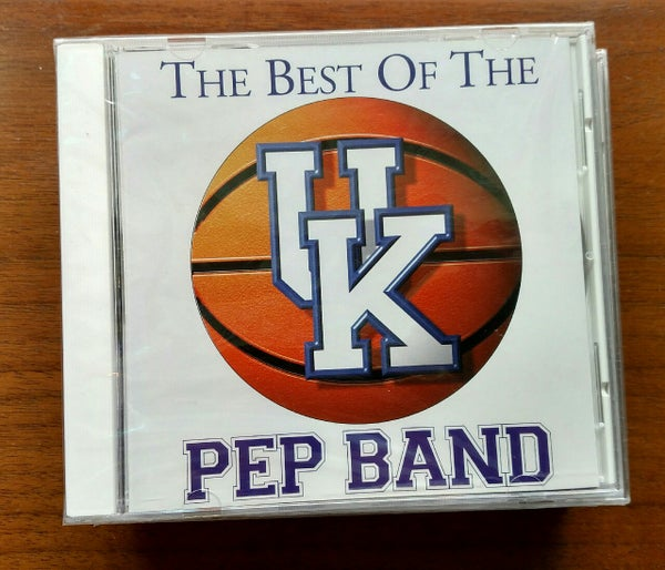 Image of Best of the UK Pep Band CD