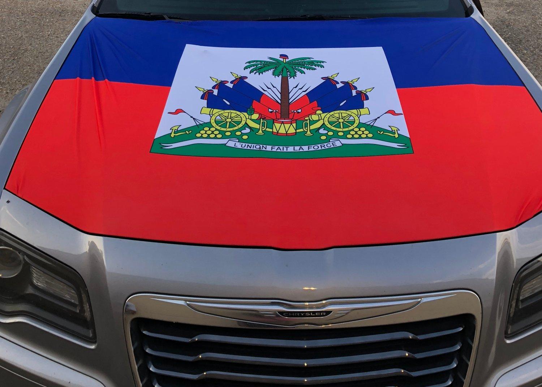 Image of car flag