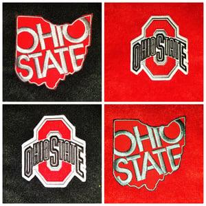 Image of Ohio State Buckeyes Themed Shorts