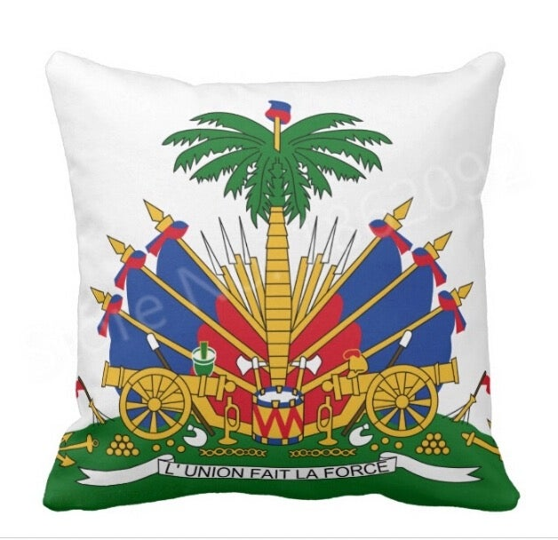 Image of Haiti Pillow