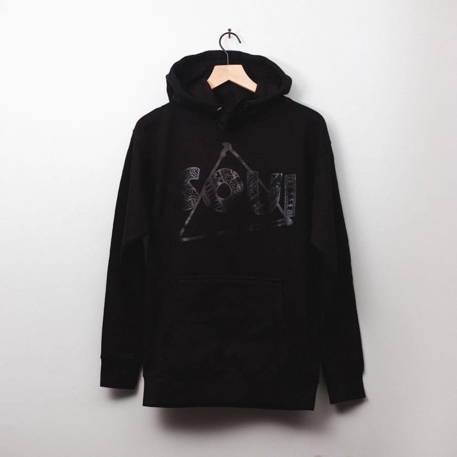 "Image of ""Black Out"" Soul Hoodie"