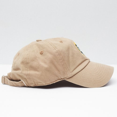 Image of Lion Soul Dad Hat (Tan)